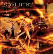ROYAL HUNT - Paper Blood (2005) 2008