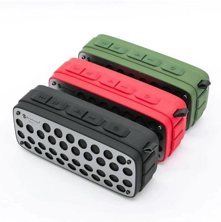 Портативная Bluetooth колонка с радио, MP3-проигрывателем NewRixing NR-4011