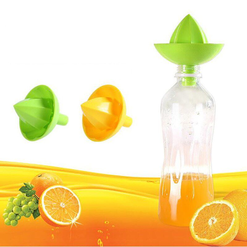 Соковыжималка для цитрусовых на бутылку SIMPLE Lemon Squeezer