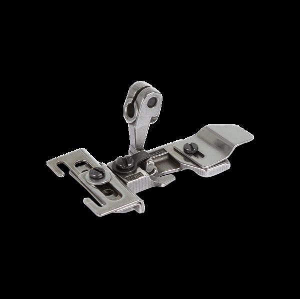 Лапка F371 для вшивание резинка до 30мм, трехниточный оверлок