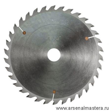 Пила дисковая (пильный диск) универсальный рез D 250 x 30 x 3,2 Z 48 DIMAR 90102636