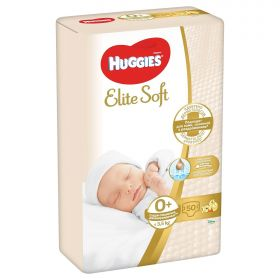 Huggies Elite Soft 0+ NB50