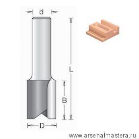 Фреза пазовая D 18 x 32 L 73 Z2 хвостовик 12 DIMAR 1070859