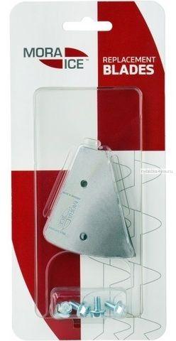 Ножи More Ice сферические 130 мм.(с болтами для крепления)