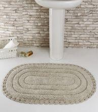 Коврик для ванной YANA 50x70 (экрю) Арт.5087-2