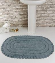 Коврик для ванной YANA 60*100(серый) Арт.5025-2