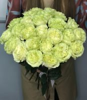 "17 пионовидных  роз ""Lemonade"""