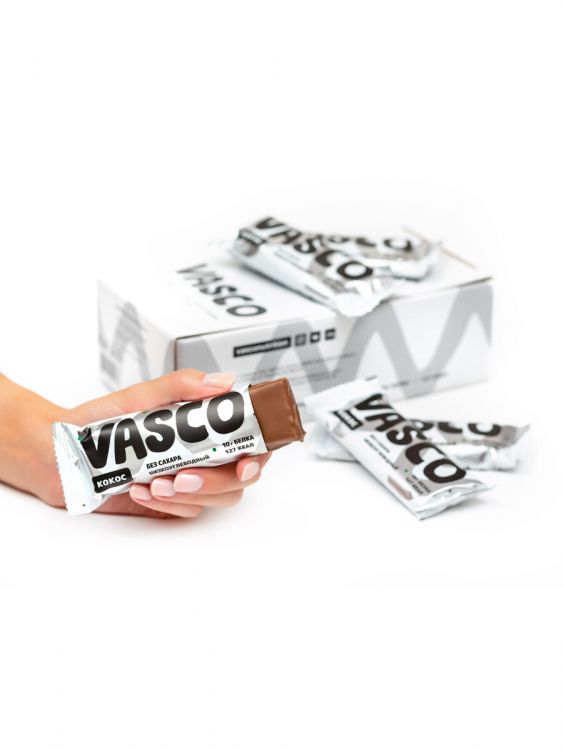 Vasco со вкусом кокоса 40 гр