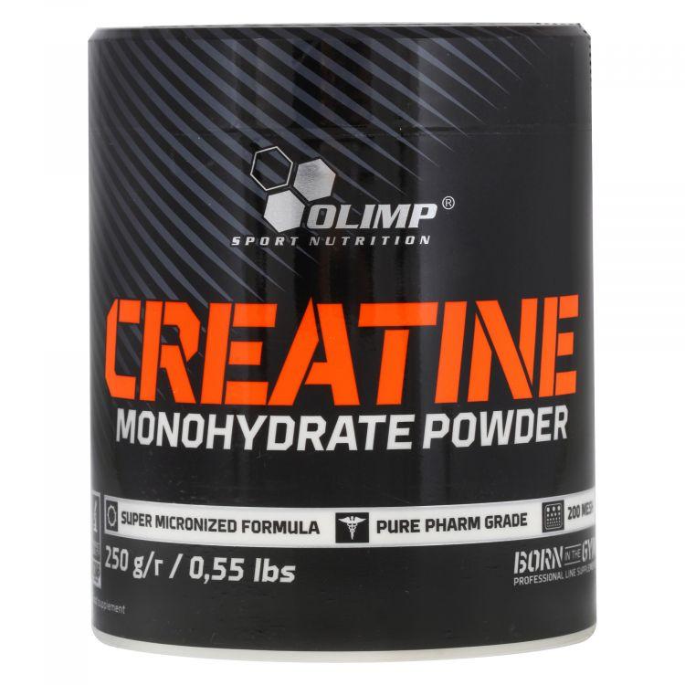 Creatine Monohydrate от Olimp Sport Nutrition 250 гр