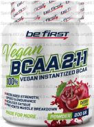 Аминокислоты BCAA 2:1:1 VEGAN instantized powder 200 гр.