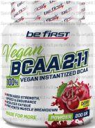 Аминокислоты BCAA 2:1:1 VEGAN instantized powder 200 гр.