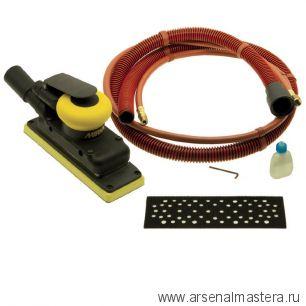 Пневматическая орбитальная шлифовальная машинка 70 х 198 мм орбита 3 мм Central Vacuum OS383CV MIRKA 8991500111