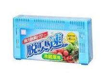 Kokubo Поглотитель запахов для холодильника угольный быстродействующий, 60 г