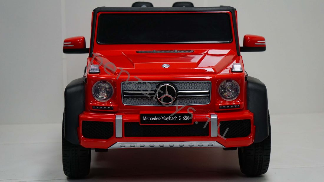 Электромобиль Mercedes-Maybach G650 4WD T101TT ЛИЦЕНЗИЯ