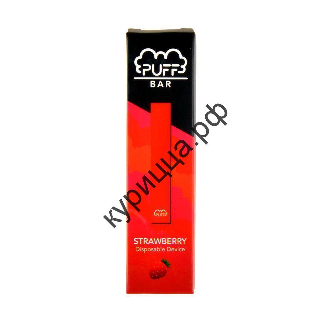 Puff Bar Strawberry 280 mAh