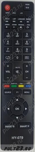 FUSION HY-079, FLTV-32T24, TELEFUNKEN HY-079, TF-LED24S33T2, TF-LED32S35T2, TF-LED39S35T2, TF-LED40S10T2, TF-LED50S33T2, TF-LED50S10T2