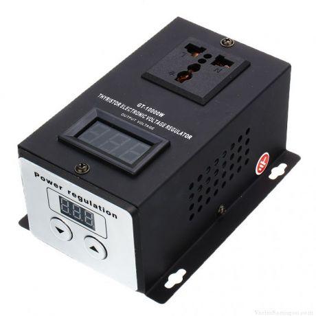 Регулятор напряжения 10 кВт