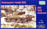 Американская САУ M-36