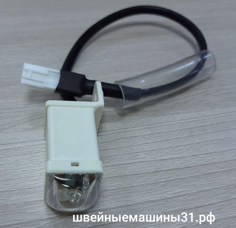 Светодиодная подсветка с электросхемой и штекером Leader VS 325D.     Цена 450 руб