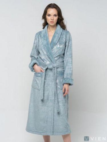 Женский бамбуковый халат Cleopatra niagara
