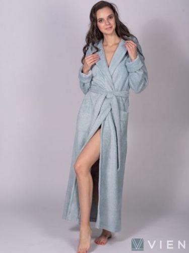 Женский бамбуковый халат Jessamina ниагара