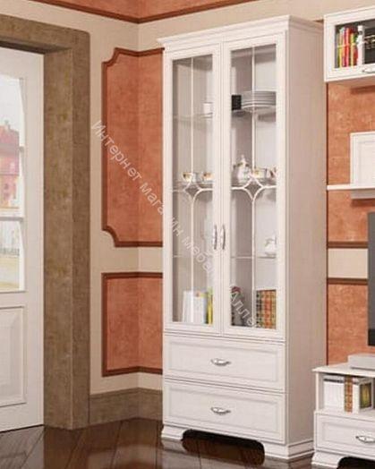 """Шкаф для посуды 2-дверный """"Венеция"""" мод. 16"""