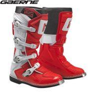 Ботинки Gaerne GX-1 Goodyear MX, Красные
