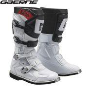 Ботинки Gaerne GX-1 Goodyear MX, Белые