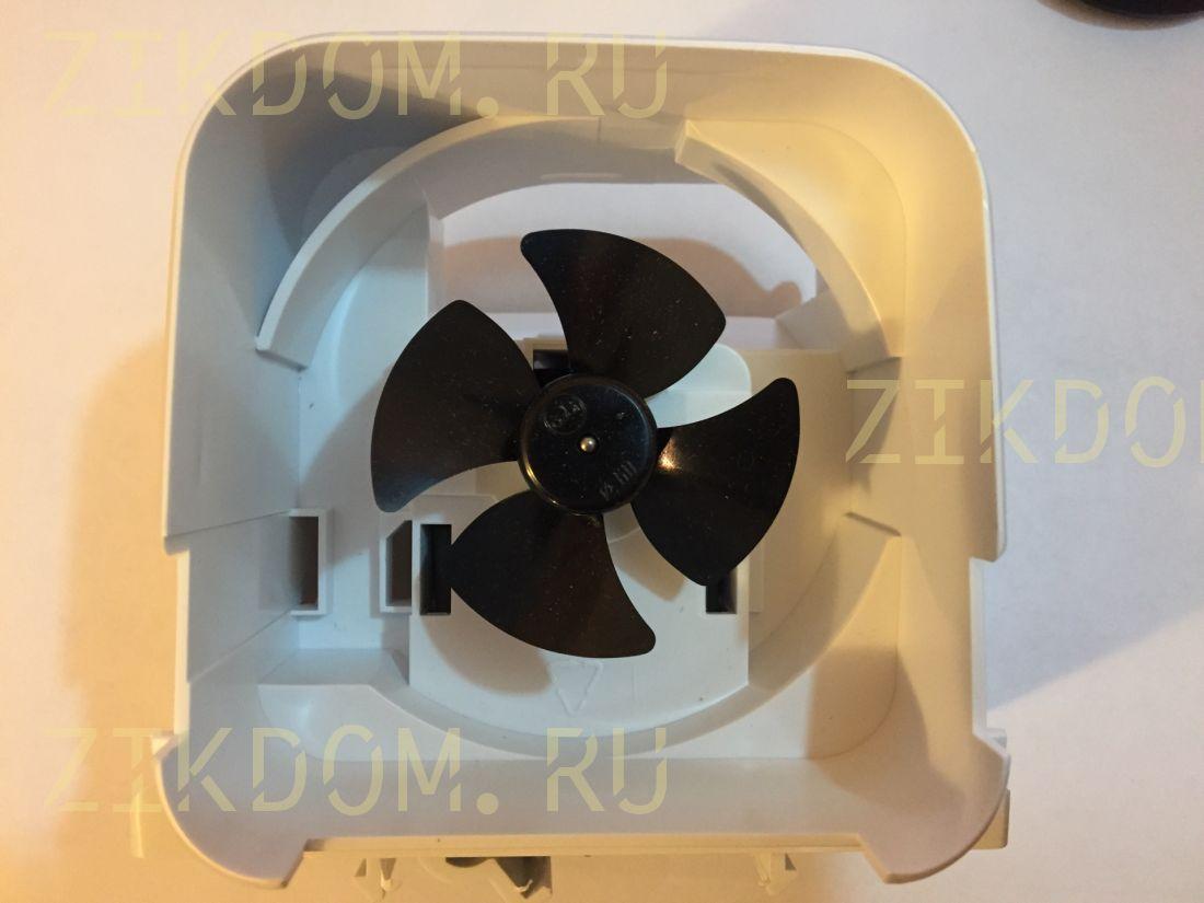 Двигатель вентилятора холодильника Whirlpool Indesit в сборе 481010595123