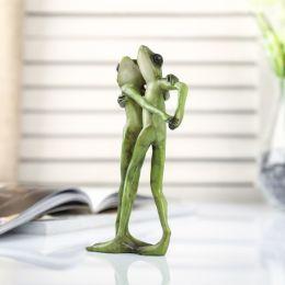 """Сувенир миниатюра """"Лягушачье танго"""""""