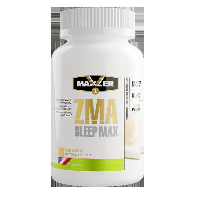 ZMA Sleep Max от Maxler 90 кап