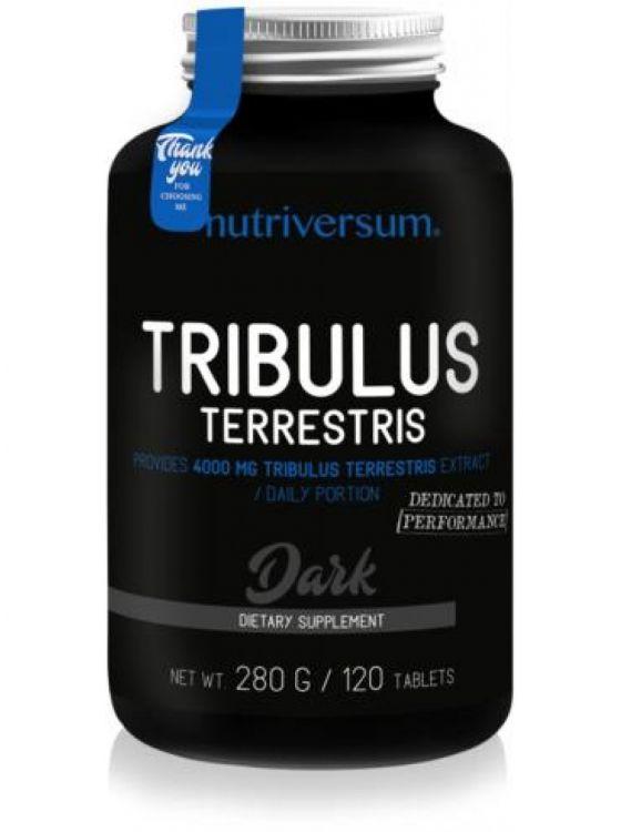 NUTRIVERSUM DARK Tribulus Terrestris, 60 таб