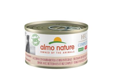 """Полнорационные консервы для собак Итальянские рецепты: """"Индейка на пару со свеклой и коричневым рисом"""""""