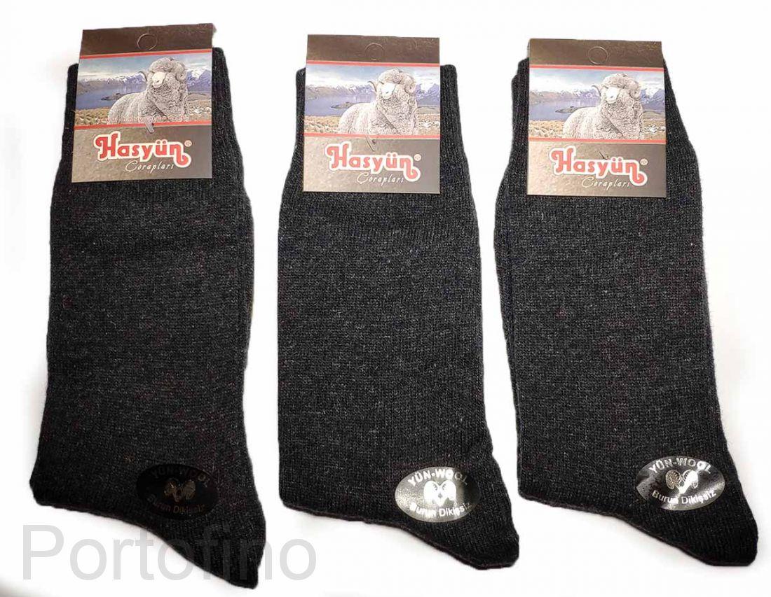 Hasyun носки шерстяные очень теплые