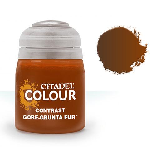 Контрастная краска Gore-Grunta Fur 29-28