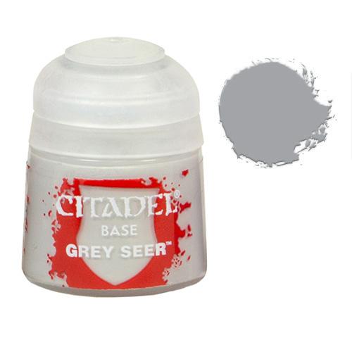Базовая краска Grey Seer 21-54