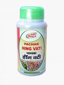 Пачак Хинг Вати для пищеварения (100 г), Pachak Hing Vati