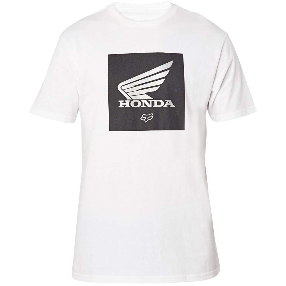 Fox Honda SS Premium Update Optic White футболка