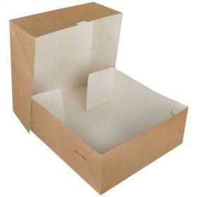 Коробка крафт 255*255*105 мм