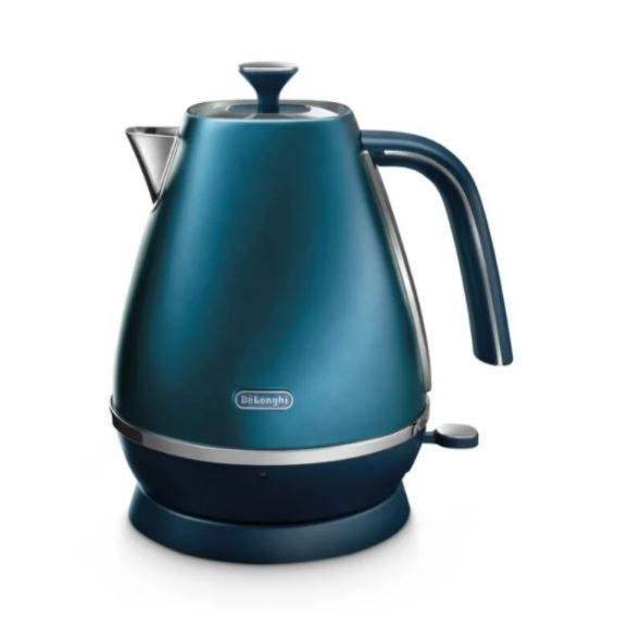 Чайник DeLonghi KBI 2001 голубой