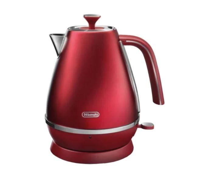 Чайник DeLonghi KBI 2001 красный