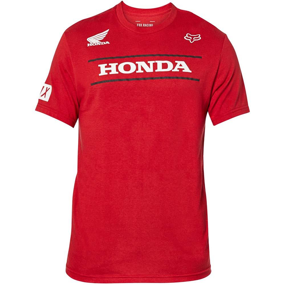 Fox Honda SS Tee Chili футболка