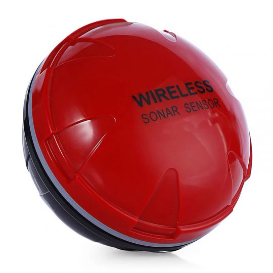 Эхолот Lucky F05 Bluetooth беспроводной глубина 0,6-36 м дальность до 30м