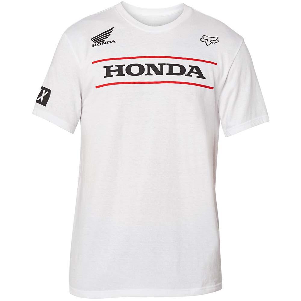 Fox Honda SS Tee Optic White футболка