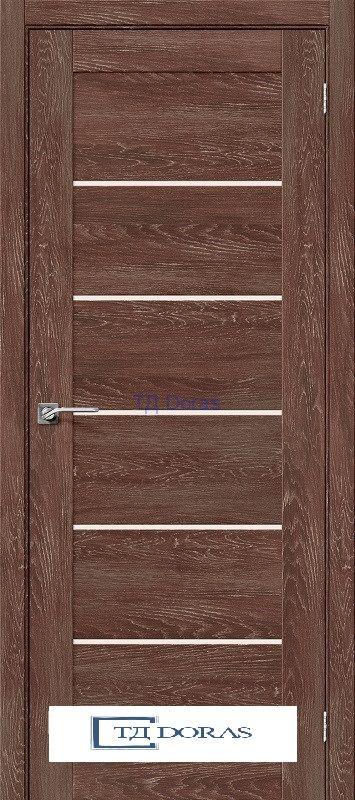 Межкомнатная дверь с экошпоном Легно-22 Chalet Grande