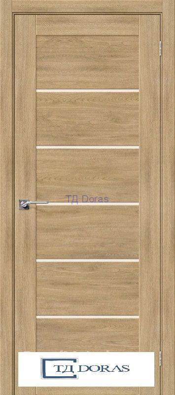 Межкомнатная дверь с экошпоном Легно-22 Organic Oak