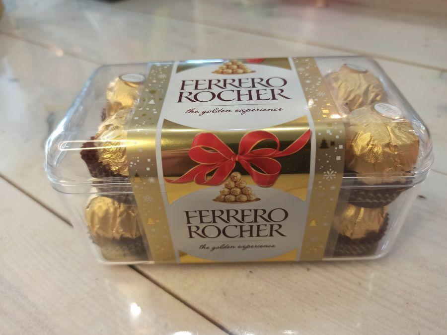 "Конфеты ""Ferrero Rocher"" 200гр"