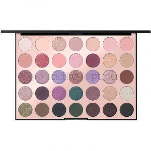 Тени для век Morphe Brushes 35C Everyday Chic Artistry Eyeshadow Palette Morphe Brushes 35C Everyday Chic Artistry Eyeshadow Palette