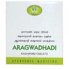 AVN Aragwadhadi Kashayam Tablets , 100 tab