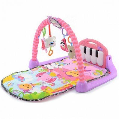 Развивающий игровой коврик Lorelli Toys Музыкальный пианино